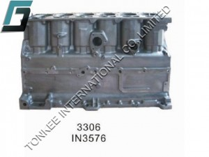 CAT 3306 ENGINE BLOCK, 3306 ENGINE BODY, 1N3576