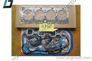 4BG1 OVERHAUL GASKET KIT, 4BD1 GASKET KIT, 8-94418-919-0, 5-87810-724-3
