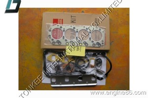ISUZU 4JB1 OVERHAUL GASKET KIT, 4JB1 GASKET KIT, 5-87812706-1 8-94332-326-0 5-87810-633-1