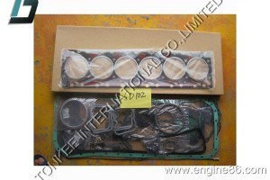 6D102 OVERHAUL GASKET KIT, KOMATSU 6D102 GASKET KIT, 6D102 ENGINE KIT, 6735-K1-1110 6735-K2-1110