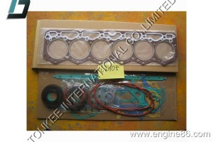 6D105 OVERHAUL GASKET KIT, KOMATSU 6D105 GASKET KIT, 6D105 ENGINE KIT, 6173-K2-3005