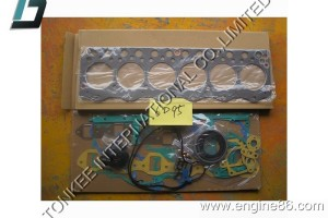 6D95 OVERHAUL GASKET KIT, 6D95 GASKET KIT, 6D95 ENGINE KIT, 6206-K1-2100 6206-K2-2100