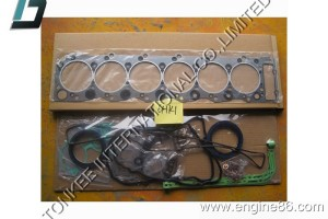 6HK1 GASKET KIT, ISUZU 6HK1 OVERHAUL GAKSKET KIT