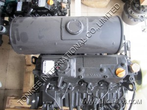 YANMAR 4TNV98-SSU engine assy, 4TNV98 complete engine, 4TNV98-SSU engine