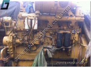 S6D155-4A complete engine assy