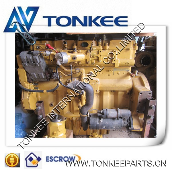 C9 Complete engine assy, C9 Engine assy for CAT 330D