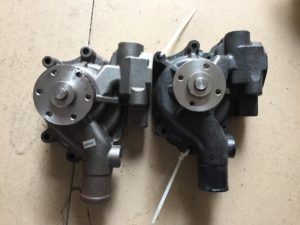 KOMATSU 6D95L water pump Cummins B3.3 water pump S6D95 water pump QSB3.3 water pump kit