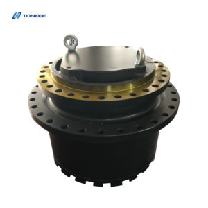 WT17BC speed reducer OKUBO gear SK850 PC750 PC800 PC850-8 travel gearbox 80 ton excavator final drive group
