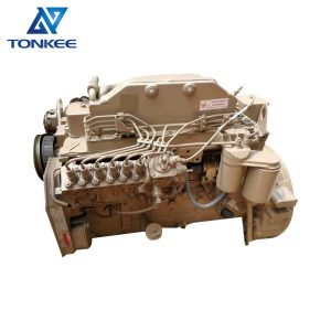 R210-7 R210-9 R210W-9 whole diesel engine assembly suitable B5.9-C 6BTA5.9-C170 167HP 125KW 2000RPM complete diesel engine assy excavator for HYUNDAI excavator