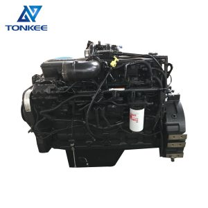 4933120 PC300-8 PC350-8 PC360-8 excavator whole diesel engine assembly withSAA6D114E-3 6D114-3 complete diesel engine assy for KOMATSU