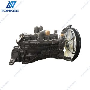 NEW construction machinery parts 4489383 6BD1 AA-6BG1 TRA complete diesel engine assy EX200-2 EX200-3 EX200-5 ZX200LC ZX200-3G excavator diesel engine assembly for HITACHI