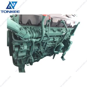 original D13 D13A D13F VCE 15185572 17456232 SD130A complete diesel engine assy EC380D EC480D excavator diesel engine suitable for VOLVO excavator