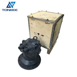 new construction equipment parts 20/925315 JRC0006 JS200 excavator swing motor MFC160-039D MFC160 SG08 rotate motor suitable for JCB