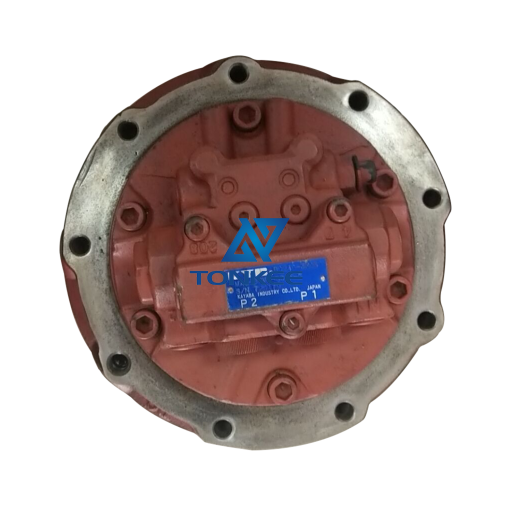 MAG-33V-550F-5 MAG-33VP-550F travel motor assy VIO 055-5B excavator final drive assembly suitable for YANMAR